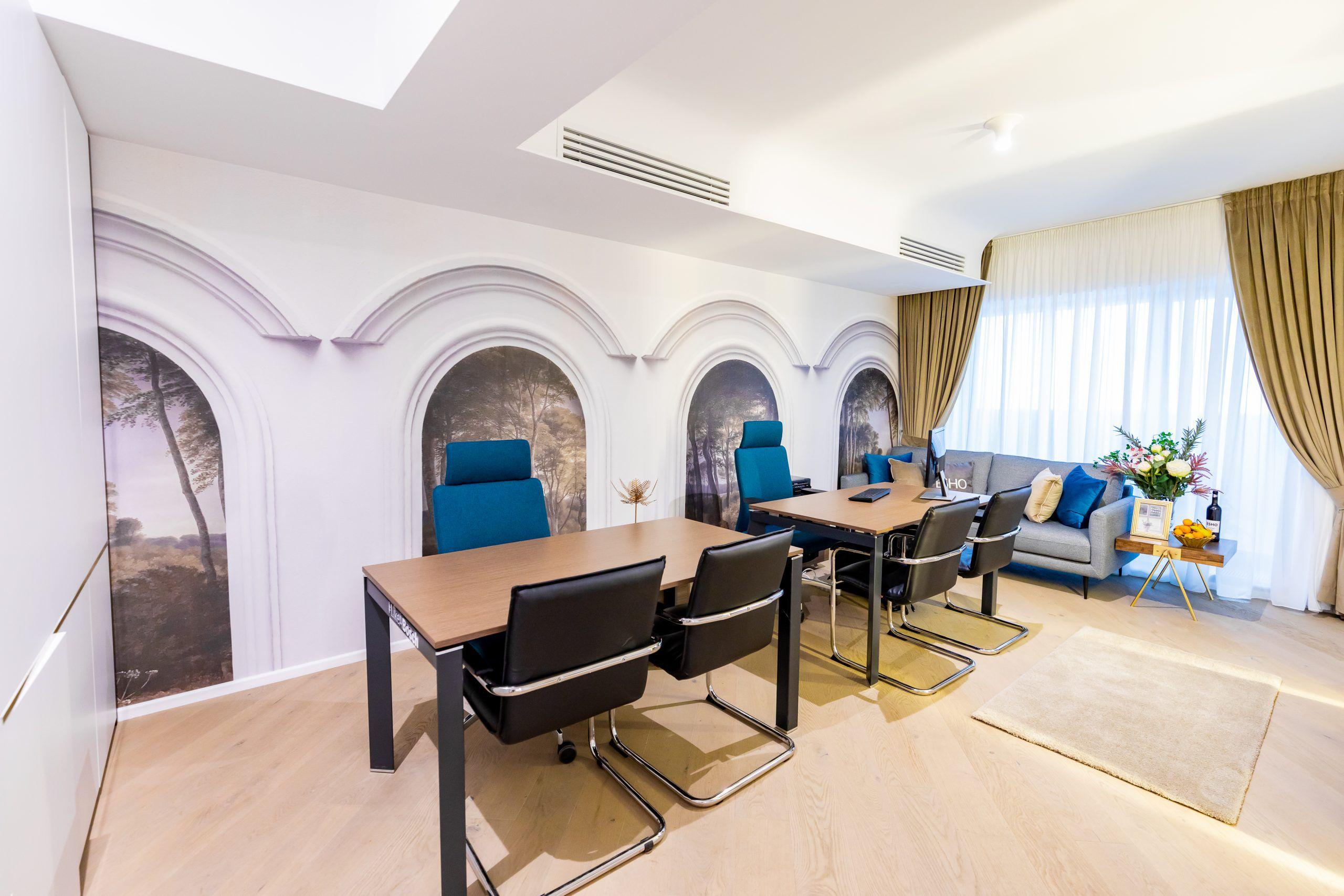 Apartament de tip Studio | Cortina North | Loc de parcare